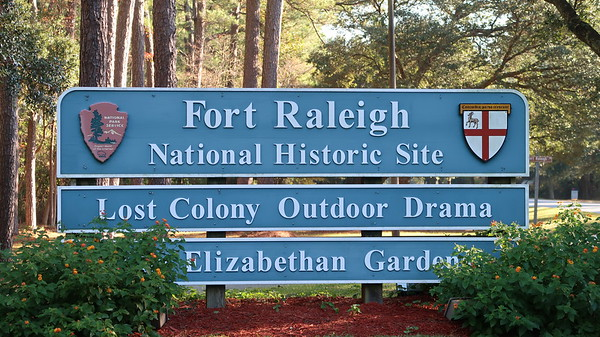 Fort Raleigh National Historic Site - NC - 111718