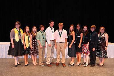 CHS Awards Assembly, 2008