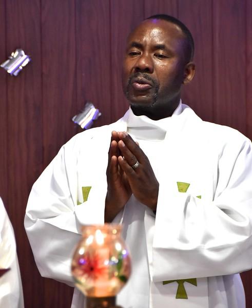 Fr. Bernard, provincial superior of South Africa
