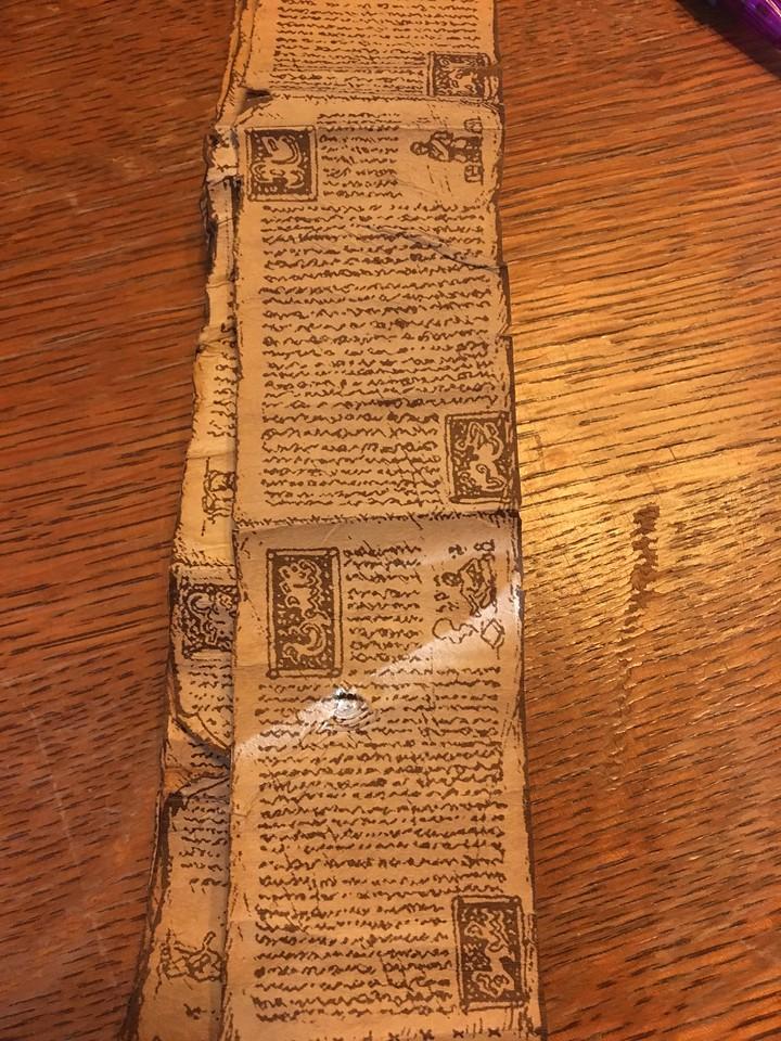Sedefkar Scrolls