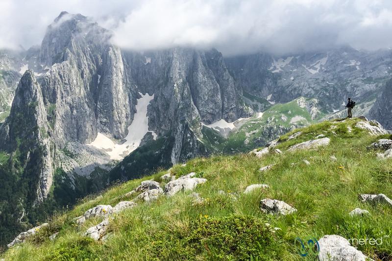 Audrey vs. the Karanfil Mountains - Albania