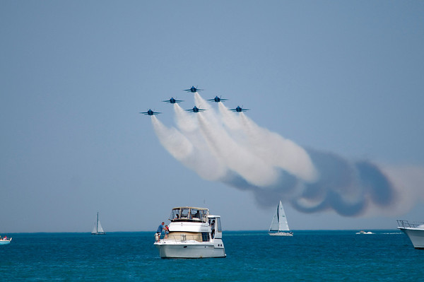 Chicago Air Show 2008