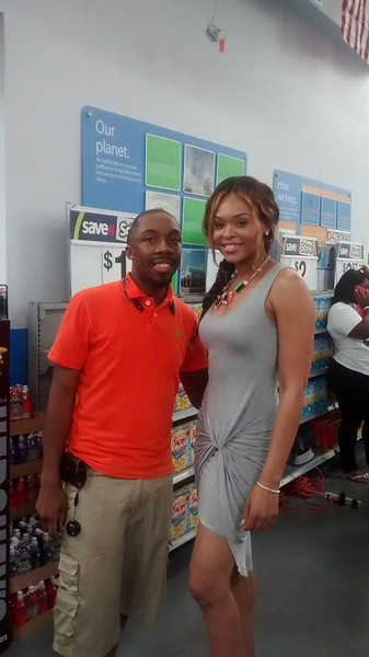 Backpack Blessing Back to School Drive - Walmart - August 2, 2014