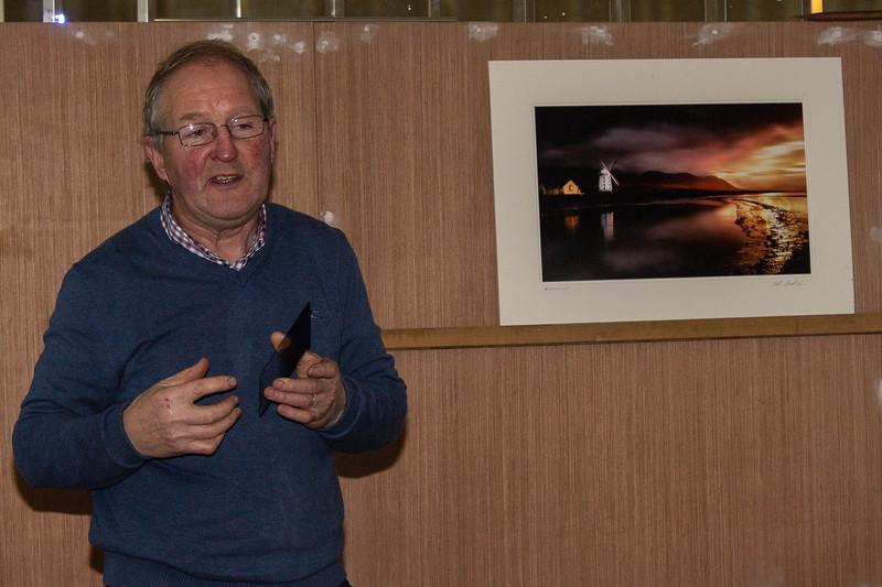 John Hooton on landscape photography