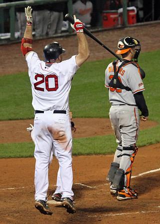 Red Sox, May 16, 2011