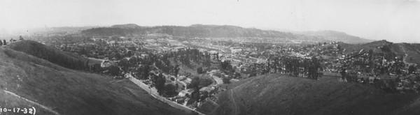 1932, Hilltop Panorama
