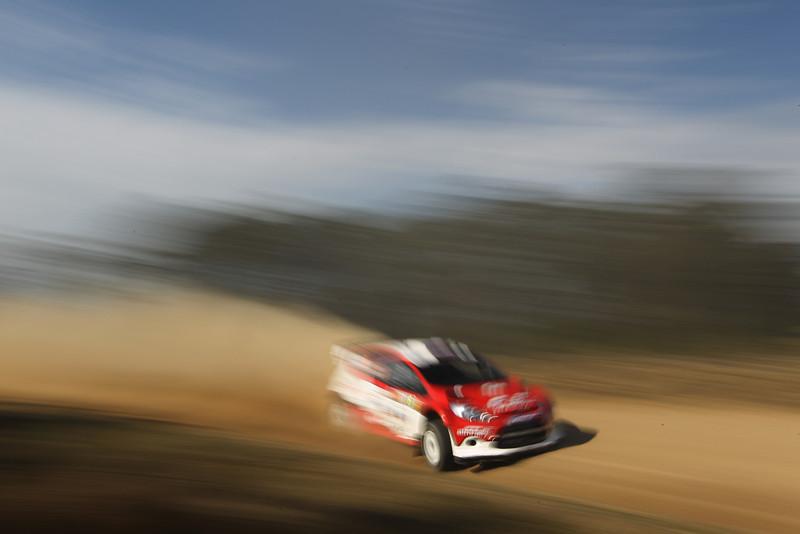 MOTORSPORT - WORLD RALLY CHAMPIONSHIP 2011 - AUSTRALIA RALLY - COFFS HARBOUR (AUS) - 8 TO 11/09/2011 - PHOTO: FRANCOIS BAUDIN / DPPI -