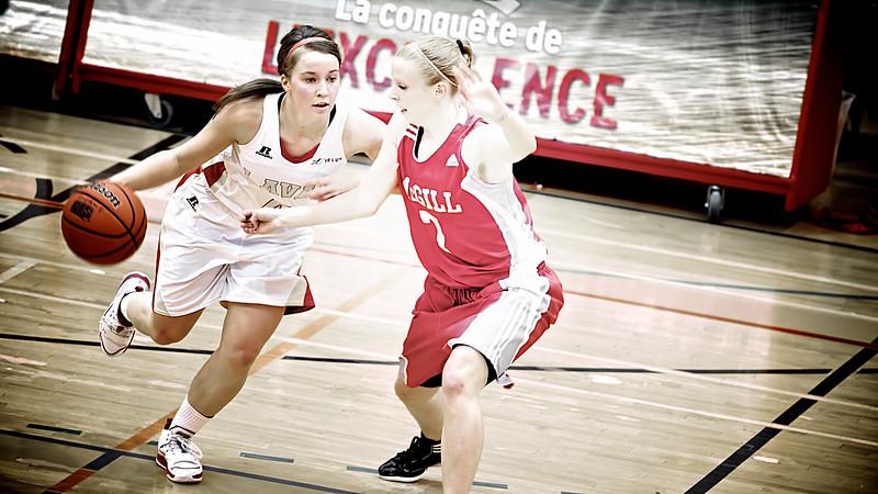 2012 R&O Basket (F) vs McGill