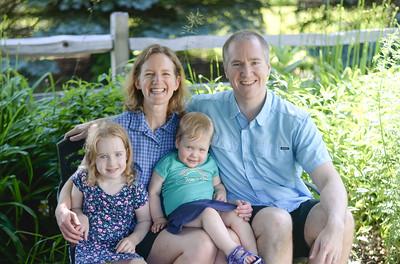 Hunt Family Summer 2019