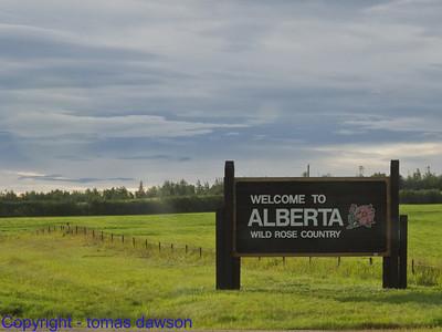 Day 33 - Dawson Creek to Banff