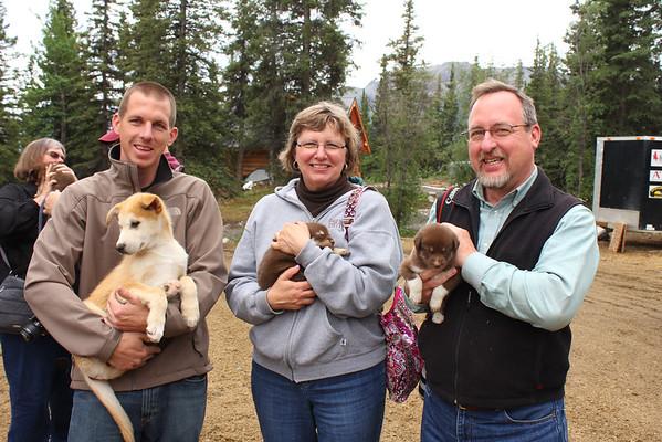 Alaska Trip - Husky Homestead - 7/16/14