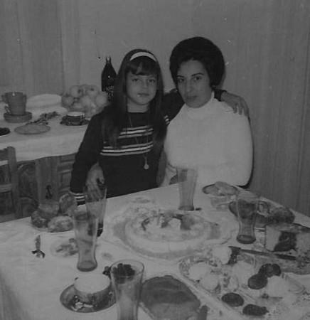 1969 Nany e Helena Pereira