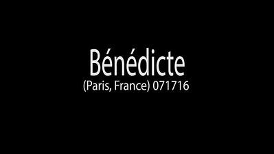 Bénédicte (Paris, France) 071716