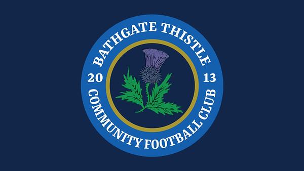 Bathgate Thistle CFC Tournament August 2019
