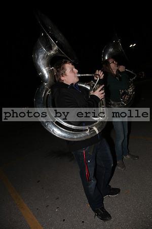 Bonfire Pep Rally - 11/15/2012