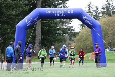 Bellingham Trail Marathon & Half 2015