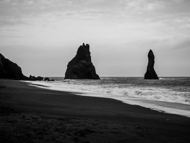 Reynisdrangar in Iceland