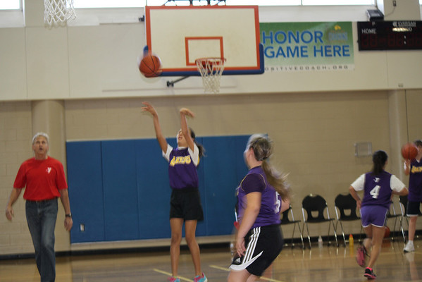 2014 YMCA Team Lakers - Game 7