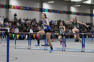 Girls 55m Hurdle Prelims