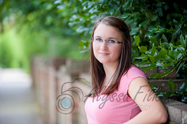 Rachel - Senior Photos