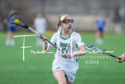 2/28/2018 YCP Women's Lacrosse vs F&M