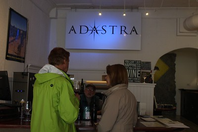 Sonoma Fit Reception (Adastra)