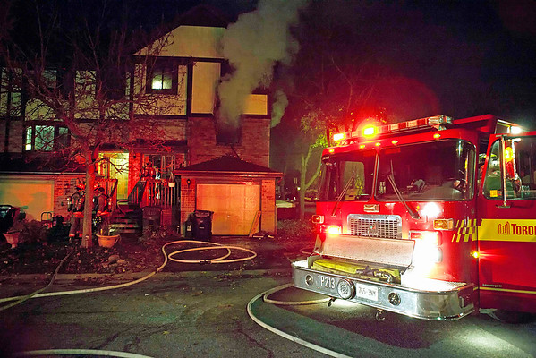 November 6, 2011 - 2nd Alarm - 10 Alford Cres.