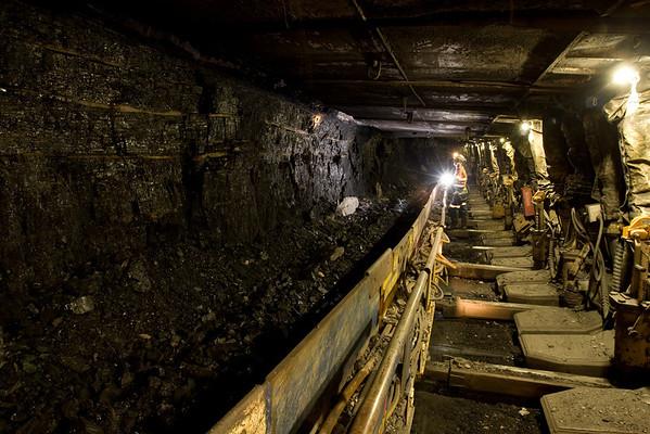 Rio Tinto Kestrel Mine
