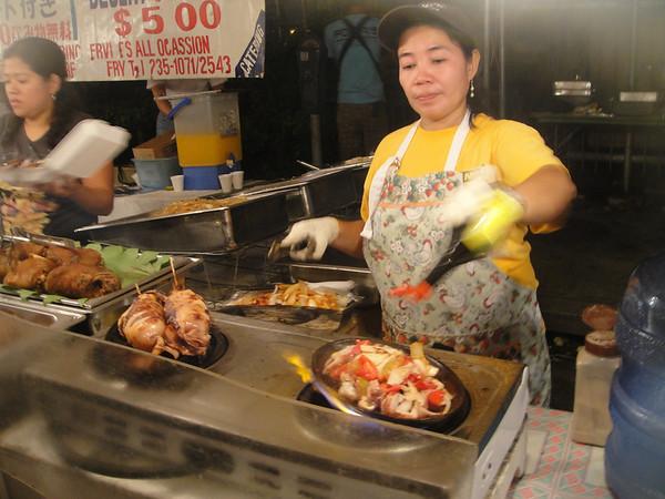 Saipan Street Market