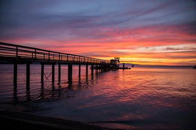 Orkila Sunsets