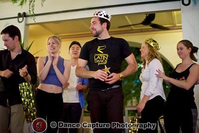 Canberra's Best Salsa Social Dancer Comp