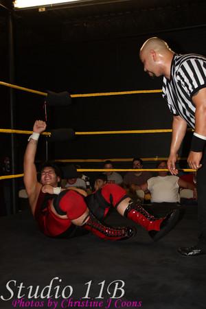 CTWE090912 - AJ Cruise vs Chris Mooch