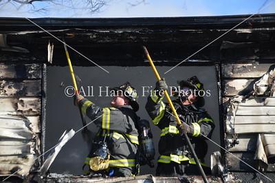 20140123 - Centerport - House Fire
