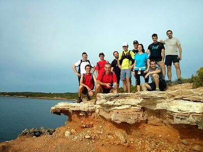 2014-09-20 L'Ametlla de Mar  - L'Ampolla GR92
