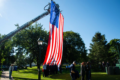A Day to Remember - Guilford Observes 20th Anniversary of 911