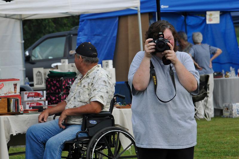 Yatesville Market Day 2012