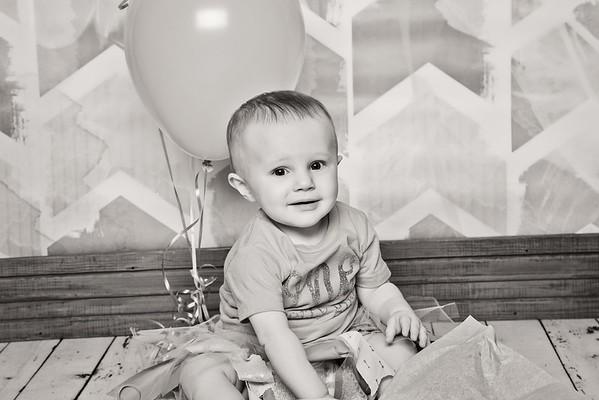 Joslyn Barber 1 Year