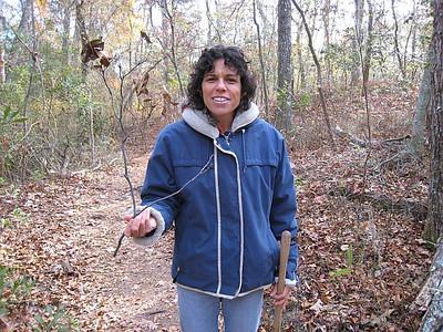 trail bulding 2008