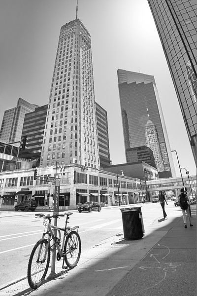 Foshay Tower Ninth and Marquette
