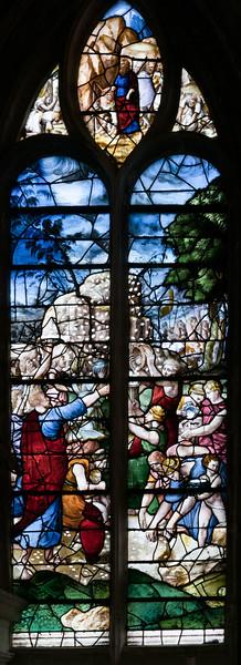 Montfort l'Aumary, The Fall of Manna