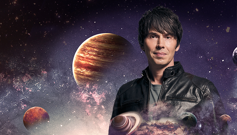 "Professor Brian Cox: ""Universal: Adventures in Space & Time"""