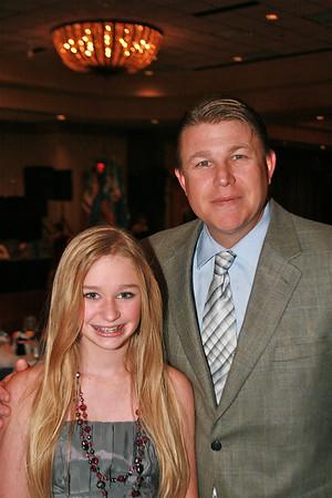 Dad Daughter Dance Dec 2010