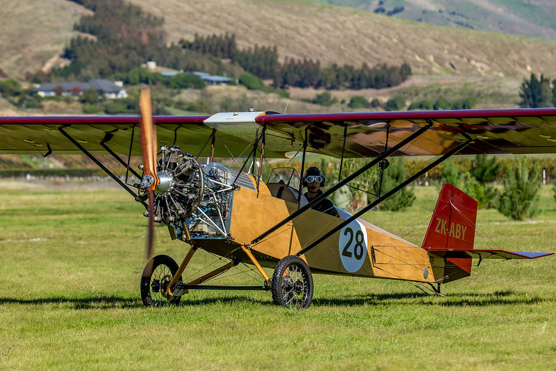 «Classic Fighters Omaka 2019»: Pietenpol Air Camper