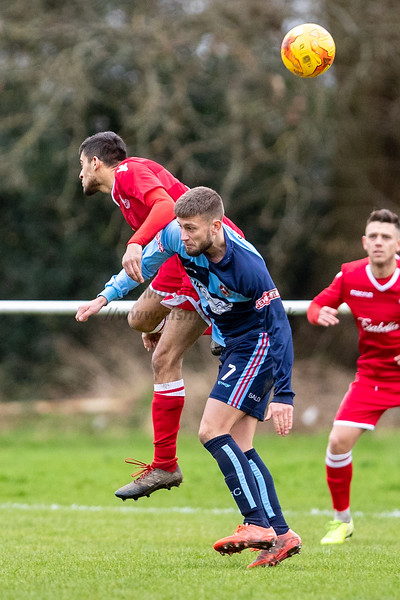 Highgate Utd vs Gresley FC - 22nd Feb 2020