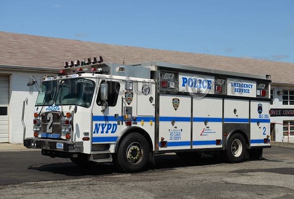 NYPD EMERGENCY SERVICES UNIT