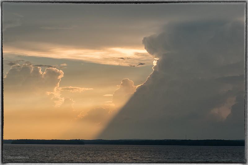 Storm Passing Through
