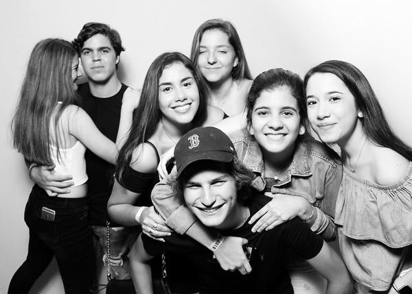 Fiesta de Justin - PHOTOBOOTH