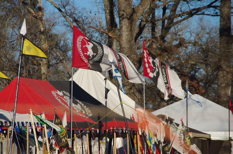 Gleann Abhann Banners
