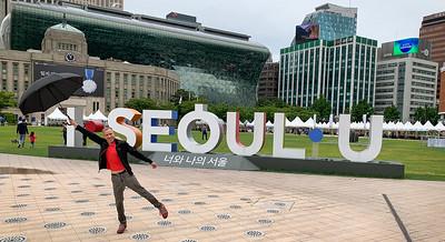 Seoul and DMZ