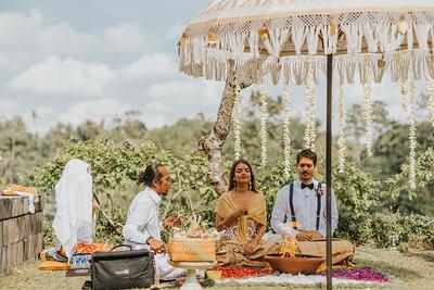 Hindu elopement of Andrea&Jose